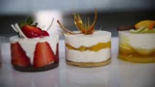 Т. М. Nonpareil - Вкус любви - свадебные пирожные и творожные десерты