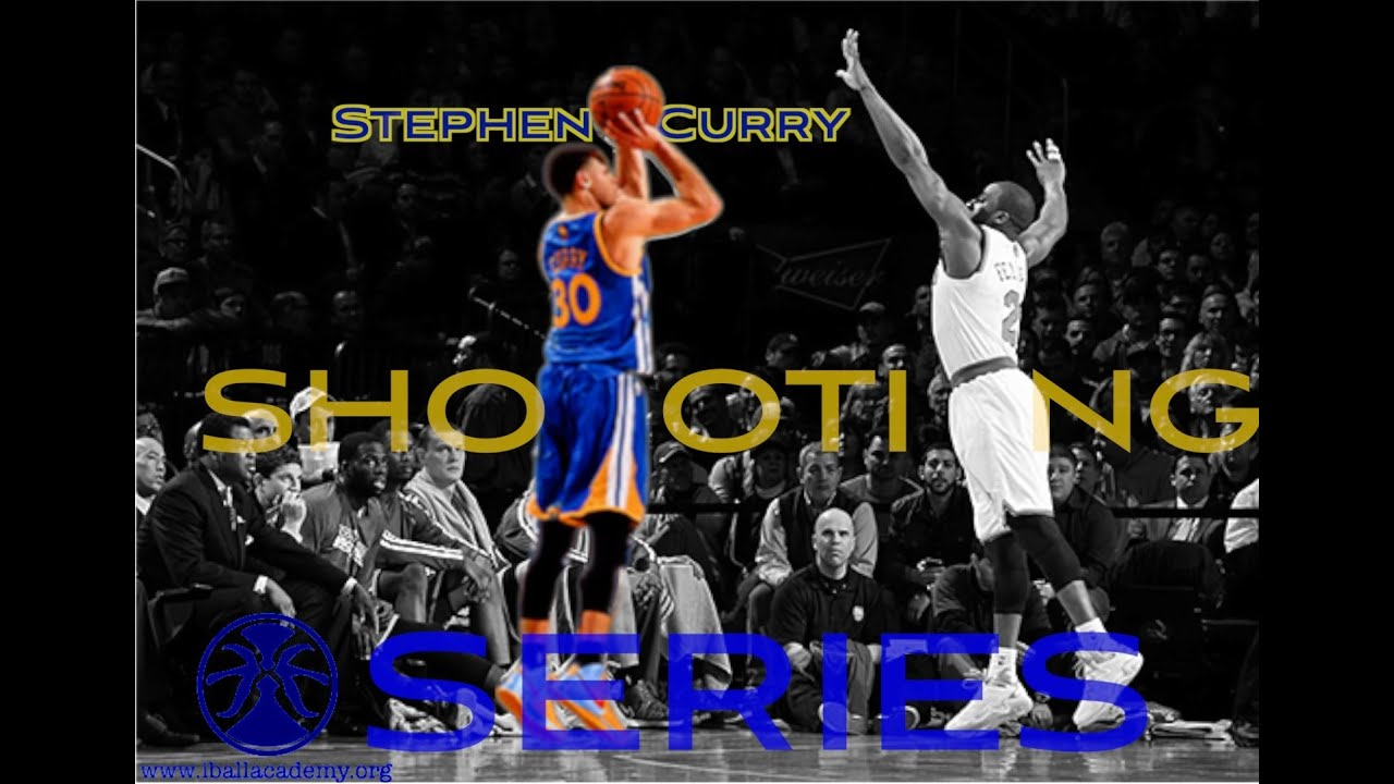 how to draw stephen curry shooting