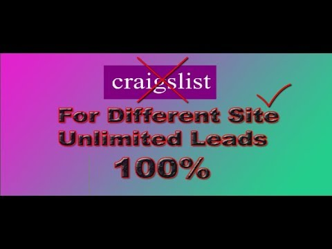 Craigslist kostenlose dating-site