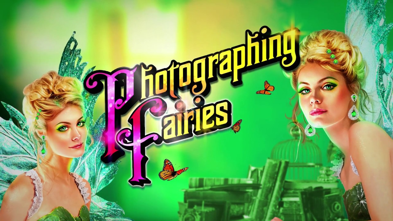 Photographing Fairies | High 5 Games - YouTube