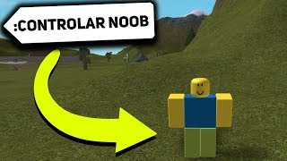 CONTROLLING PEOPLE IN ROBLOX