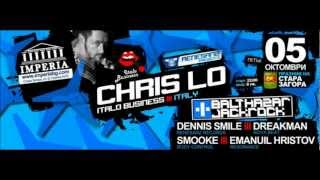 Dennis Smile   After Chris Lo @ IMPERIA 05 Oct 2012 TECHNO MIX