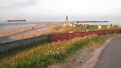 Cuxhaven -Ein Spaziergang von Sahlenburg zur Kugelbake-