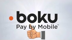 How To Pay Using Boku Mobile