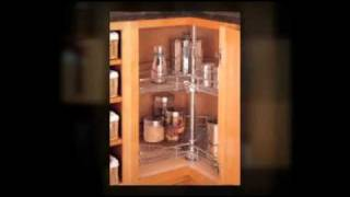Www.blind Corner Cabinets.com - Blind Corner Cabinet Unites And Lazy Susans For Your Kitchen