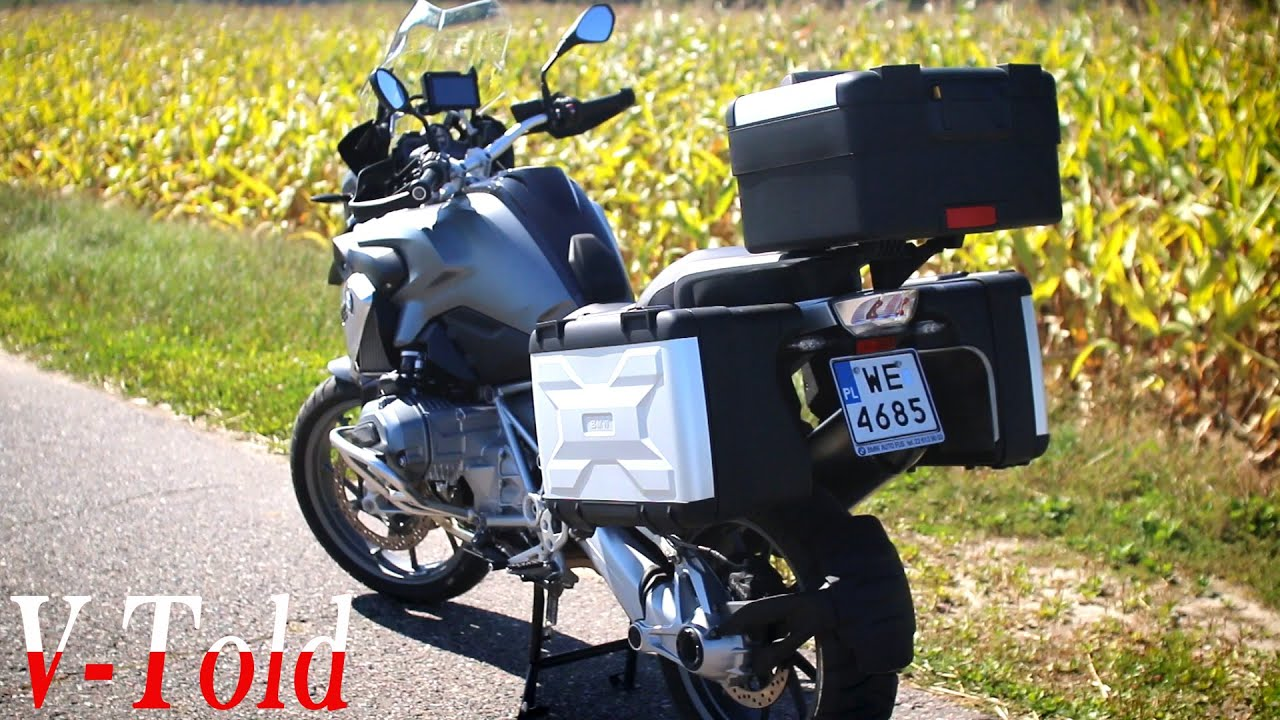 bmw r 1200 gs vario panniers adjusting capacity. Black Bedroom Furniture Sets. Home Design Ideas
