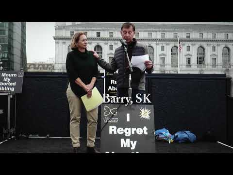Barry's 2020 Walk for Life Testimony