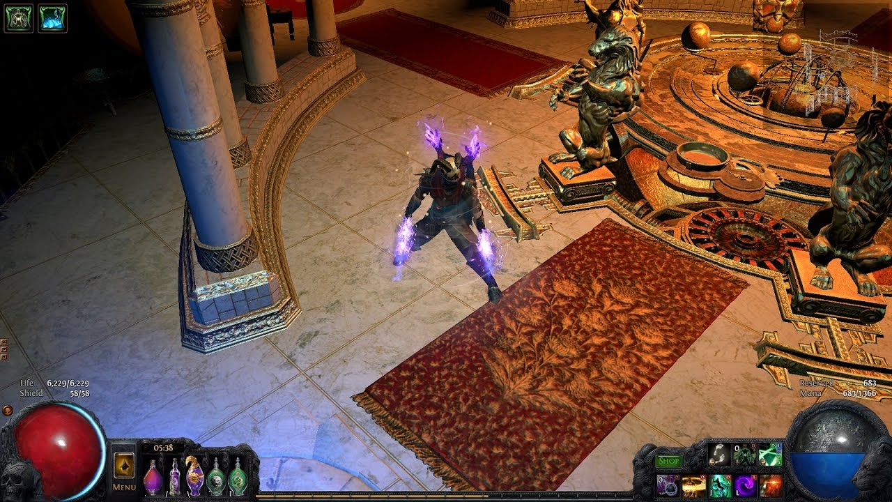 Path of Exile / Patch 2.5.0] Kuduku Power in Breach Again!! The ...