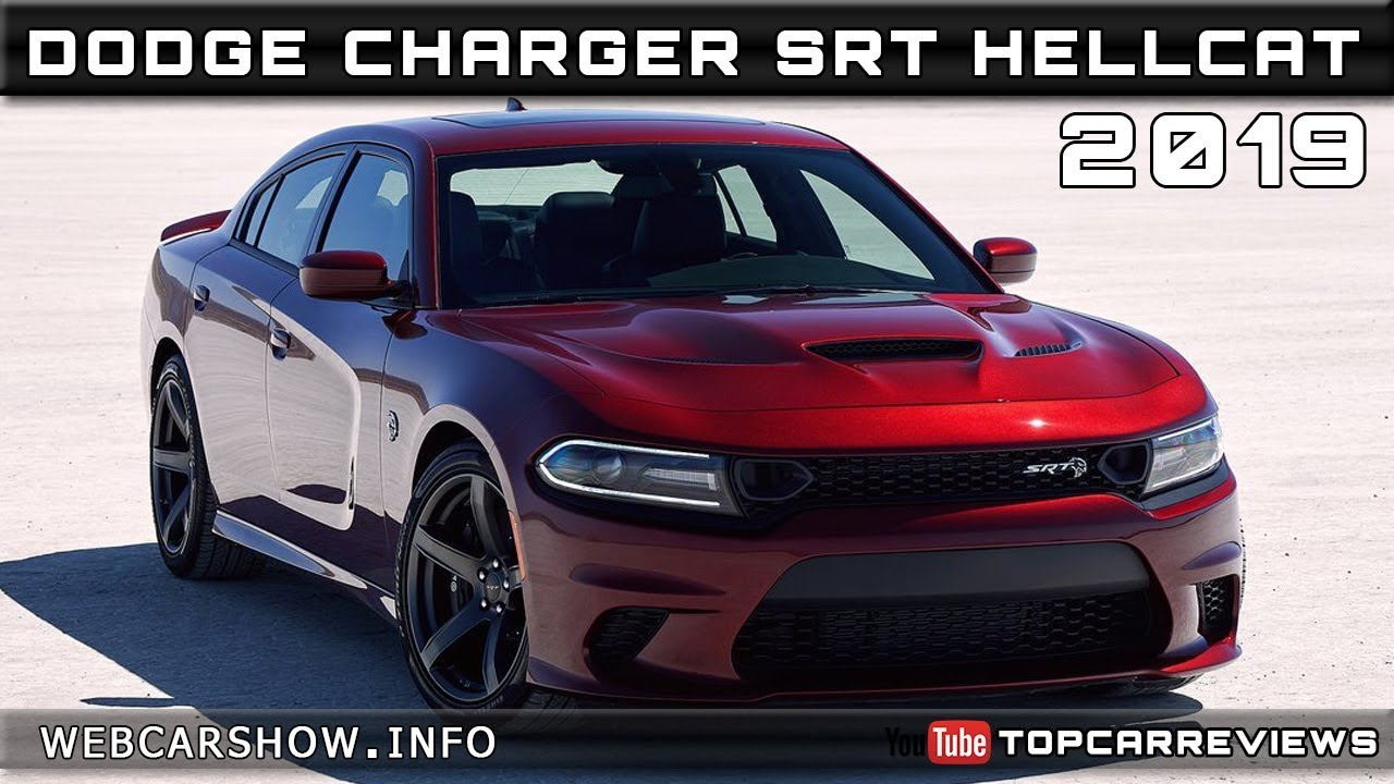 2019 dodge charger srt hellcat review rendered price specs release date