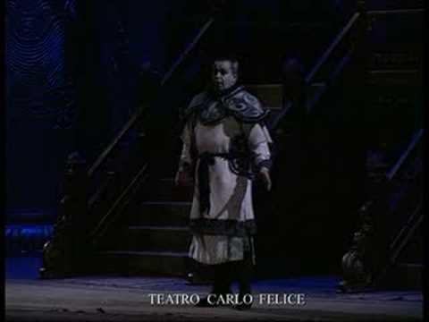 "Giacomo Puccini Turandot: ""Nessun dorma"""