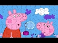 Peppa Pig Playing Bubbles - Puzzle Game for Kids