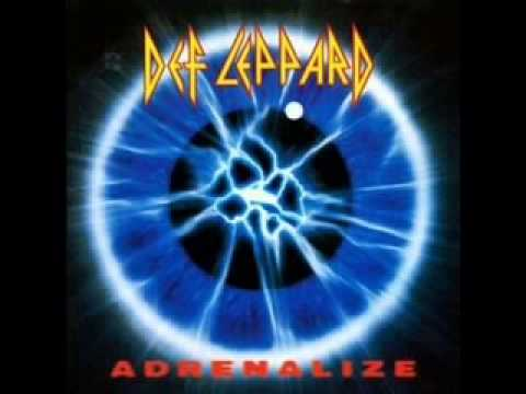 Def Leppard - Let's Get Rocked (audio)