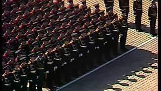 Парад Победы 9 мая 1990 года  Архив ЦТ СССР