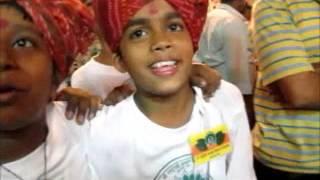 Goa kids laughing their pet names - Mapusa children