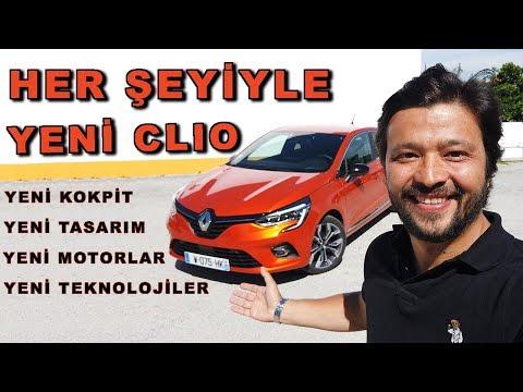 Yeni Renault Clio Test Sürüşü - Clio Ile Ilgili Bildiklerinizi Unutun!