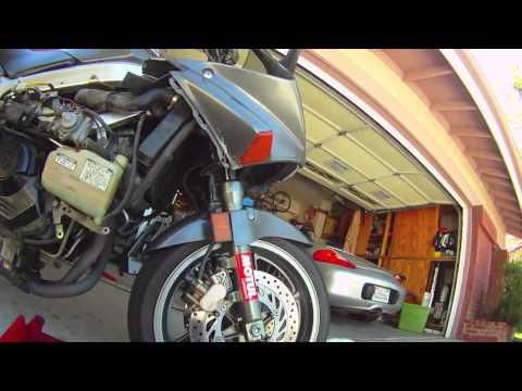 Rotella T diesel oil used in Motorcycles......