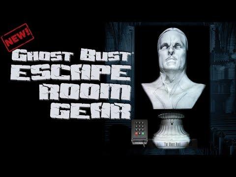 Escape Room Video and Talking Bust Package