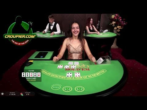 Live Dealer Casino Hold'em Real Money Play Mr Green Online Casino