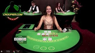 Live Dealer Casino Hold