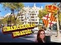 A lo Gaudí en Barcelona / Pelirroja Mexicana Mochilera