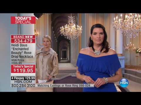 HSN | Heidi Daus Fashion Jewelry 03.15.2017 - 08 PM