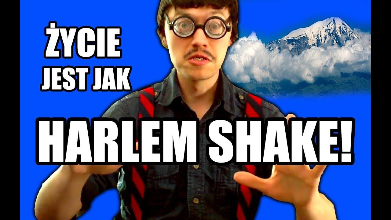 ŻYCIE JEST JAK HARLEM SHAKE - Cyber Marian Vlog #4