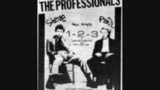 The Professionals White light white heat