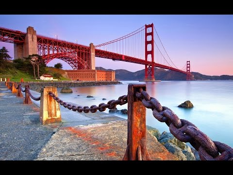 ❤ SAN FRANCISCO CALIFORNIA ❤ Must See Attractions | Travel Guide 4k