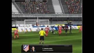 FIFA MANAGER 10 -Goals-