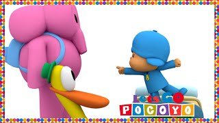 Let's Go Pocoyo! - O melhor quarto [Episódio 46] em HD