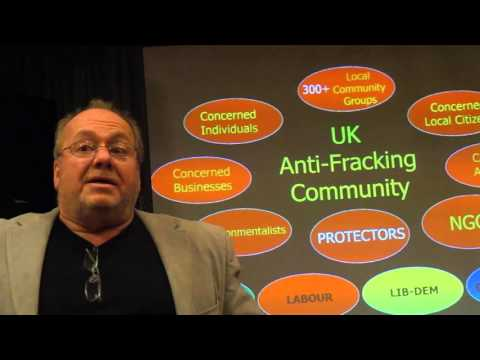 Live Chester Anti Fracking Public Meeting with Ian Crane 4/4