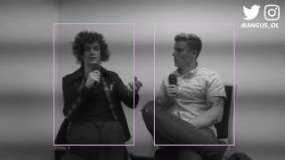 // ANGUS INTERVIEWS: MATTY HEALY (THE 1975) //