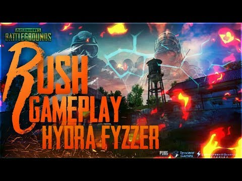 🔴PUBG MOBILE   RUSH GAMEPLAY   TEAM HYDRA MOBILE   PRACTICE FOR PMCO    ROAD TO 30K FyzzdiSena 💣🔫