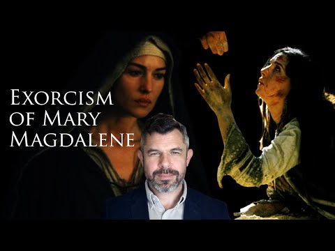 Exorcism of Mary Magdalene by Jesus Christ of 7 Unclean Spirits