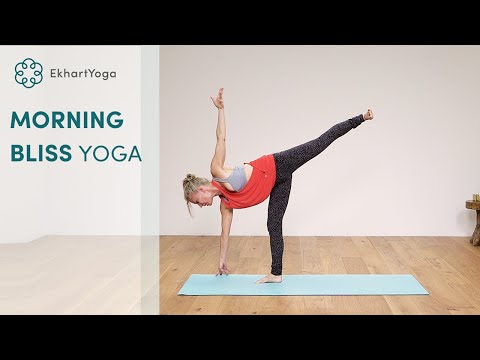 30 min Morning bliss Yoga with Esther Ekhart