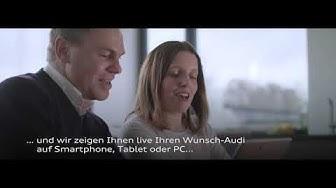 Audi shoppen von Zuhause? Ja, mit der Audi Life Beratung vom Audi Zentrum Limburg-Diez