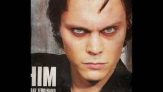 HIM Ville Valo The Vampire
