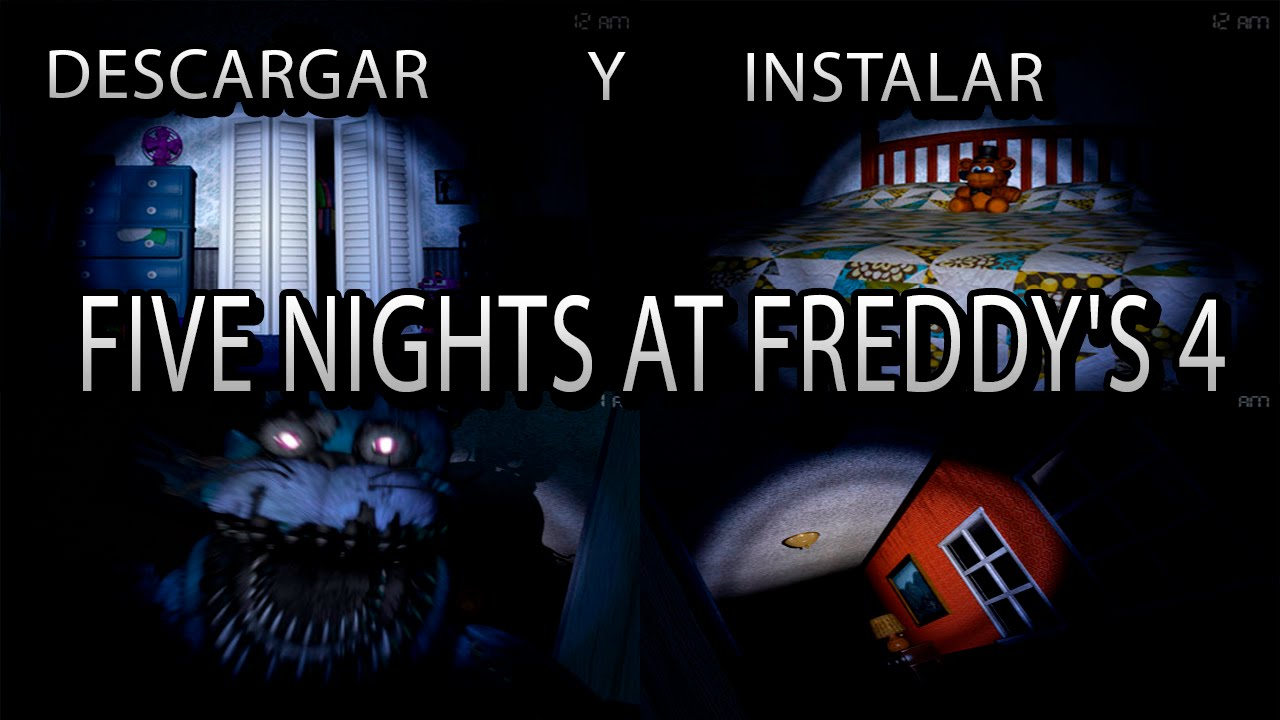 5 nights at freddys download free full
