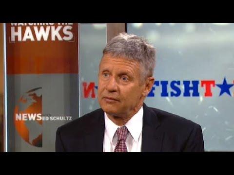 Gary Johnson secures Libertarian Party nomination - FishTank
