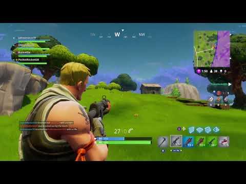 Great Team Effort/#1( Fortnite Battle Royale with mates)
