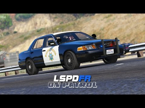 LSPDFR - Day 75 - SAHP Speed Patrol