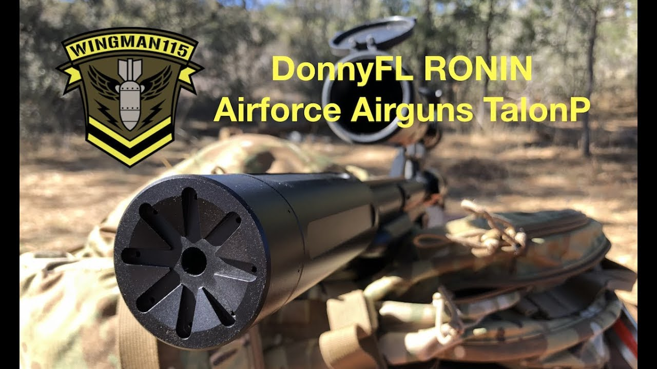 DonnyFL Ronin Airforce Airguns TalonP