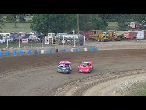 Pro Stock Heat Race #2 at Crystal Motor Speedway, Michigan, on 08-05-2017