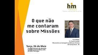 Hikmah Live   O que não me Contaram sobre Missões