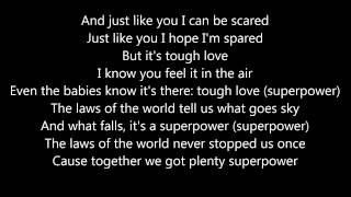 Beyonce - Superpower (Lyrics on screen) [OFFICIAL]