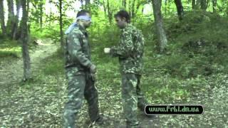 Русский рукопашный бой Донецк система РОСС