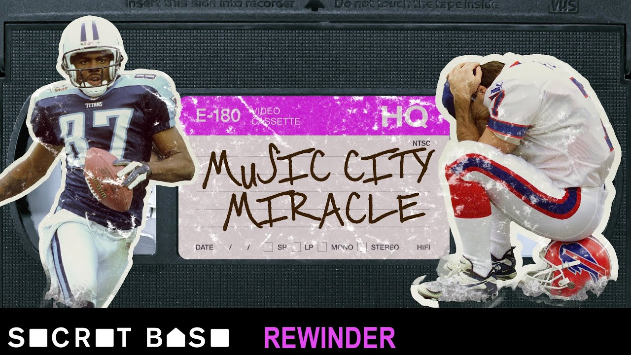 The Music City Miracle Deserves A Deep Rewind Youtube