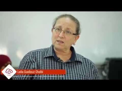 ITWORLD TUNISIA - Mme Leila GUELLOUZ CHELBI