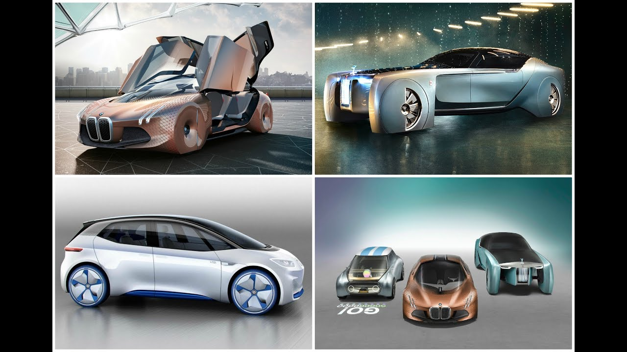 Download Top 5 Future Self Driving Cars    HT High Technology    Latest Technology 2018