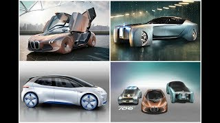 top 5 future self driving cars    ht high technology    latest technology
